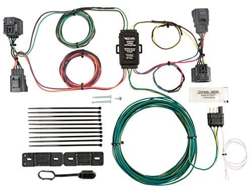 Hopkins 56205 Plug-In Simple Towed Vehicle Wiring Kit