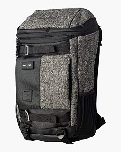 RVCA Voyage Skate Backpack Delux Black 1SZ