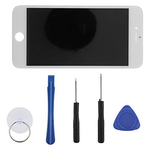 Richer-R LCD Pantalla Táctil con Marco para iPhone 6s Plus con Herramientas Fijas(5.5 Inch),Reemplazo de la Pantalla del...