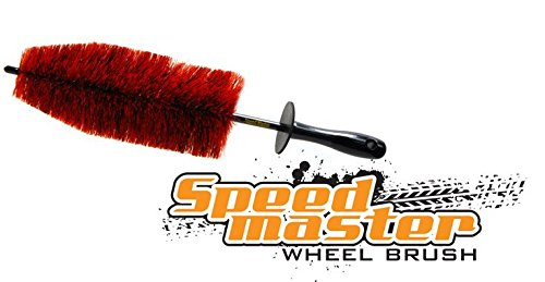 SPEED MASTER Wheel Brush Bundle
