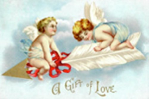 A Gift of Love, 20x30 Canvas Giclée, Gallery Wrap