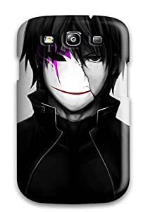 Perfect Hei Darker Than Black Case Cover Skin For Galaxy S3 Phone Case