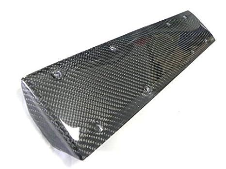 De fibra de carbono para Nissan 180SX S13 CA18 - Motor Bujía Cubierta: Amazon.es: Coche y moto