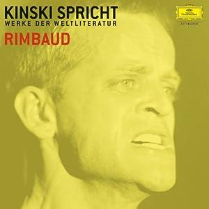 Kinski spricht Rimbaud Hörbuch