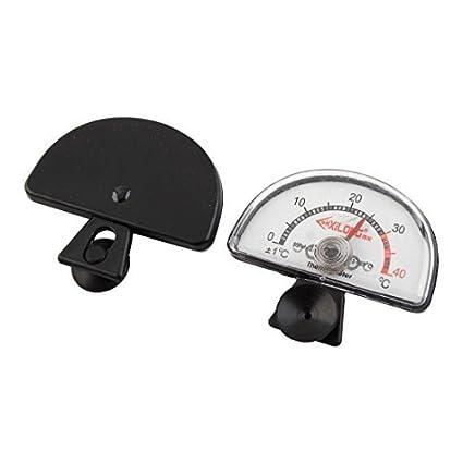 eDealMax Acquario Fish Tank 0-40 Celsius Gamma sommergibili Dial Indice Termometri 2 Pz - - Amazon.com