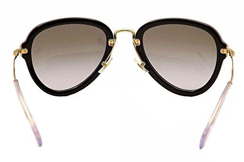 0bc4e95dd8 Amazon.com  Miu Miu Women s 03QS Sunglasses