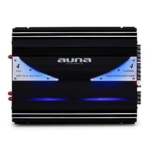 Amplificador Coche Sonido HIFI