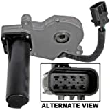 APDTY 711021 Transfer Case Shift Encoder Motor For 2003-2007 Chevy/GMC Trucks w/4-Wheel Drive / 4WD / 4X4 (Replaces GM 19125640; 88962314)