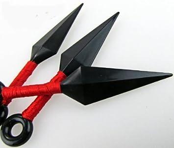Conjunto de 3 dardos no sin arma del ninja amarga - cosplay ...