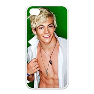 Mystic Zone R5 Ross Lynch Cover Case for iPhone 4/4S Back Cover Fits Case KEK1900