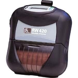 RW 420 Monochrome Direct Thermal Label printer - Serial, USB