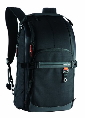 VANGUARD Quovio 44 Sleek Backpack for Professional DSLR