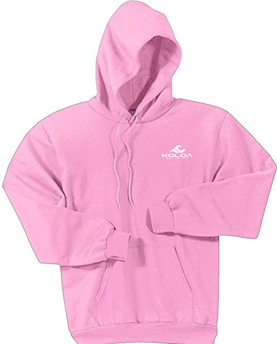 40147ed80970e Koloa Surf.(tm) - 2 Side Wave Logo Hoodies-Hooded Sweatshirt-Candy.Pink-4XL  - Buy Online in Oman. | Apparel Products in Oman - See Prices, Reviews and  Free ...