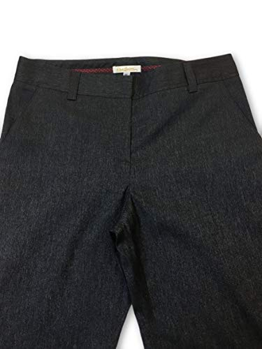 Cotton Grey Graham In Size Dark Trousers M Robert x0SCx