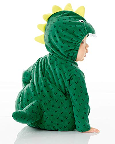 Six Pack Halloween Costume (Carter's Baby Halloween Costumes, Green Dragon, 6-9)