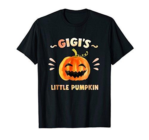 Gigi's Little Pumpkin Costume Shirt Infants Toddler Creeper