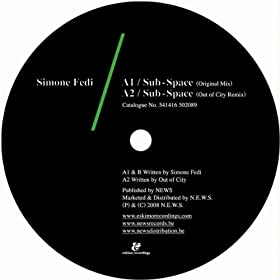 Amazon.com: Sub-Space (Original Mix): Simone Fedi: MP3