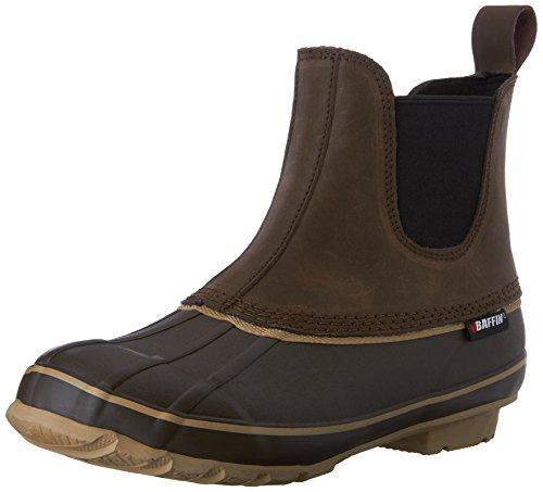 Baffin Men's Bobcat Rain Boot,Brown,10 M US by Baffin