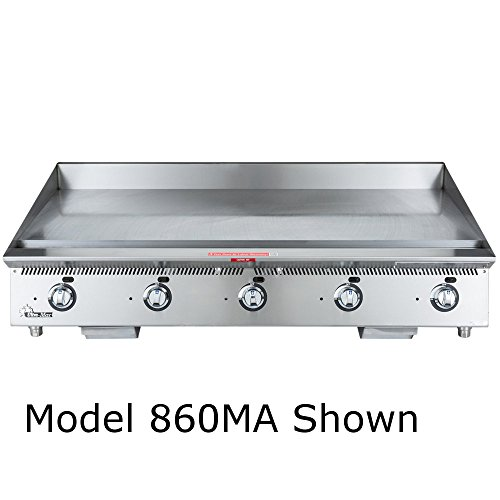Star 872MA Ultra-Max Manual Gas Griddle by Star Manufacturing