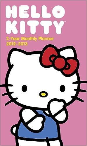 8797f8e1d 2012 Hello Kitty 2 Year Pocket Planner Calendar: Day Dream: 9781423809425:  Amazon.com: Books
