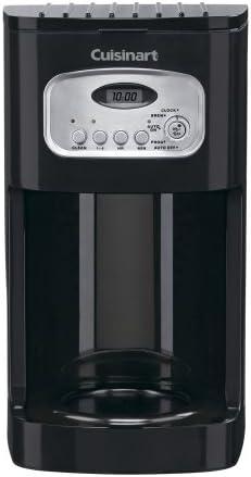 CUISINART CORP 12-Cup Programmable Black Coffeemaker: Amazon.es: Hogar