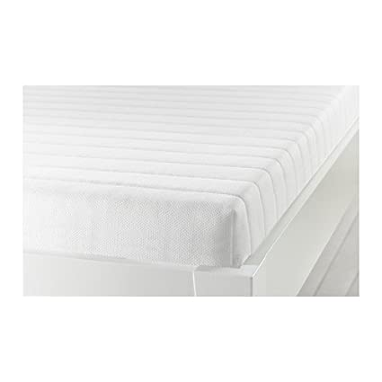 Amazon.com: Ikea MEISTERVIK Foam mattress (queen size), firm ...