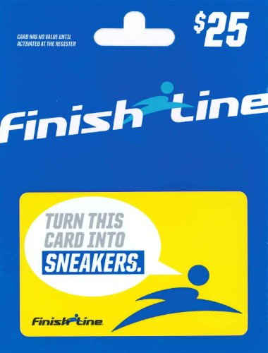 Finish Line Gift Card  25