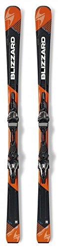 2016 Blizzard Power S8 167cm Skis w/Power 12 TCX Bindings