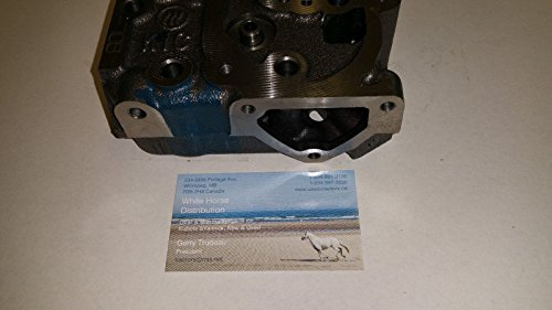 New Kubota D902 BARE Genuine OEM Kubota Cylinder Head for BX25 by Kubota (Image #1)