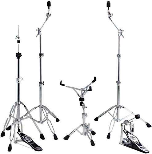 Tama Stage Master 5-piece Hardware (Glide Single Pedal)