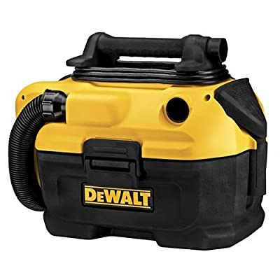 DEWALT DCV581H 18/20-Volt MAX Cordless/Corded Wet-Dry Vacuum - Vacuum And Dust Collector Accessories -