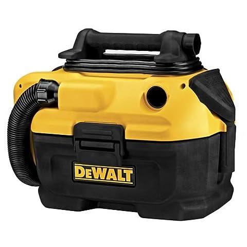 DEWALT DCV581H 18/20-Volt MAX Cordless/Corded Wet-Dry Vacuum (Dewalt 20 Volt Cordless Tools)