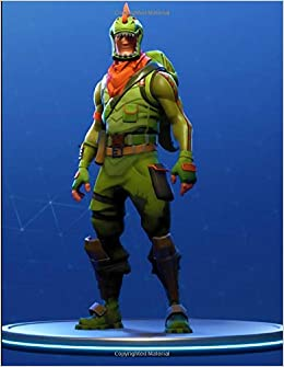 Fortnite - Rex Ready For Action Notebook: Guitar Tab ...