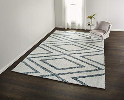 VCNY Home Madden Geo Loop Pile Area Rug 5