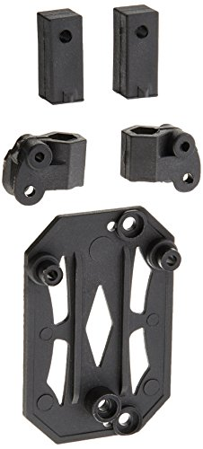 Redcat Racing Servo Plate, Servo Mount & Shock Lower Retainers