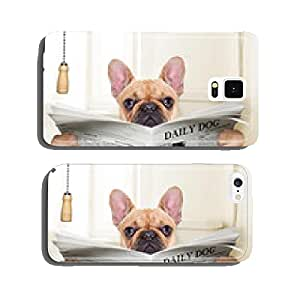 dog toilet cell phone cover case iPhone6 Plus
