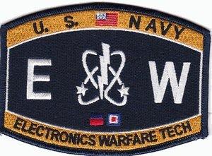 US Navy Electronics Warfare Technician EW