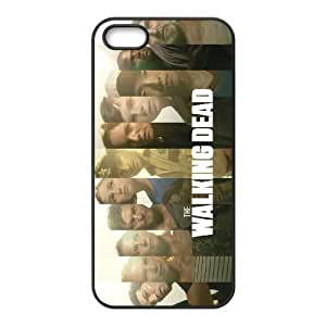 HXYHTY Diy The Walking Dead Selling Hard Back Case for Iphone 5 5g 5s
