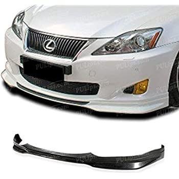 PULIps LXIS09AWFAD - AW Style Front Bumper Lip For Lexus IS 2009-2010