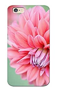 Eatcooment Iphone 6 Hybrid Tpu Case Cover Silicon Bumper Dahlia