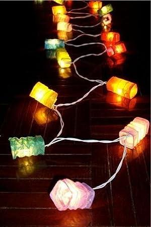 Chinese Paper Lantern Fairy Lights Ideal Wedding Christmas