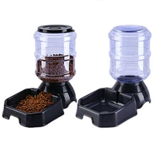 YUIOP Pet Water Feeder Dispenser, Automatic Pet Waterer,Dog for sale  Delivered anywhere in USA