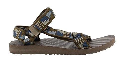 Teva Original Universal Sandal - Men's Peaks Olive, (Best Men Sandals)