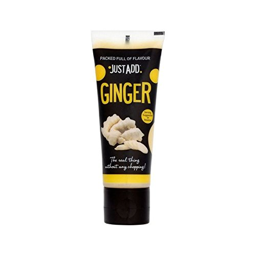 Just Add Ginger Puree 75g - Pack of 4