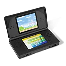 DS Lite Silicone Skin Case - Black - Nintendo DS Standard Edition
