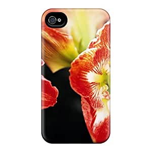 LUm35029EVrA Phone Cases With Fashionable Look For Iphone 6 - Salpiglossis Velvet Trumpet Flower