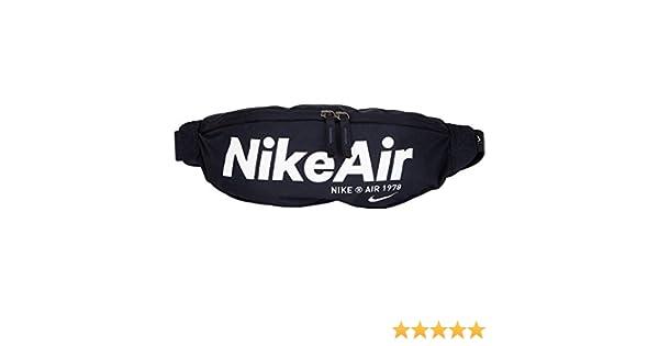 Nike Air Heritage 2.0 Hip Bag - Riñonera Azul Obsidian talla única: Amazon.es: Equipaje