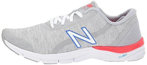 nbsp;v3 Argenté Eu Silver D New De Fitness 711 nbsp;chaussures Balance Femme 5 36 qwnxp1tH