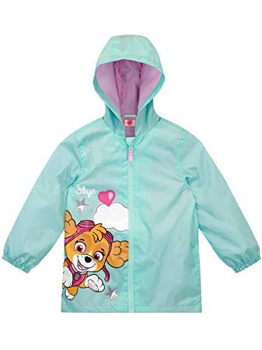 - Paw Patrol Girls' Skye Raincoat Size 3T Blue