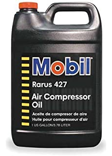 Mobil 101016 101016 Rarus 427 Compressor Oil, 1 Gallon